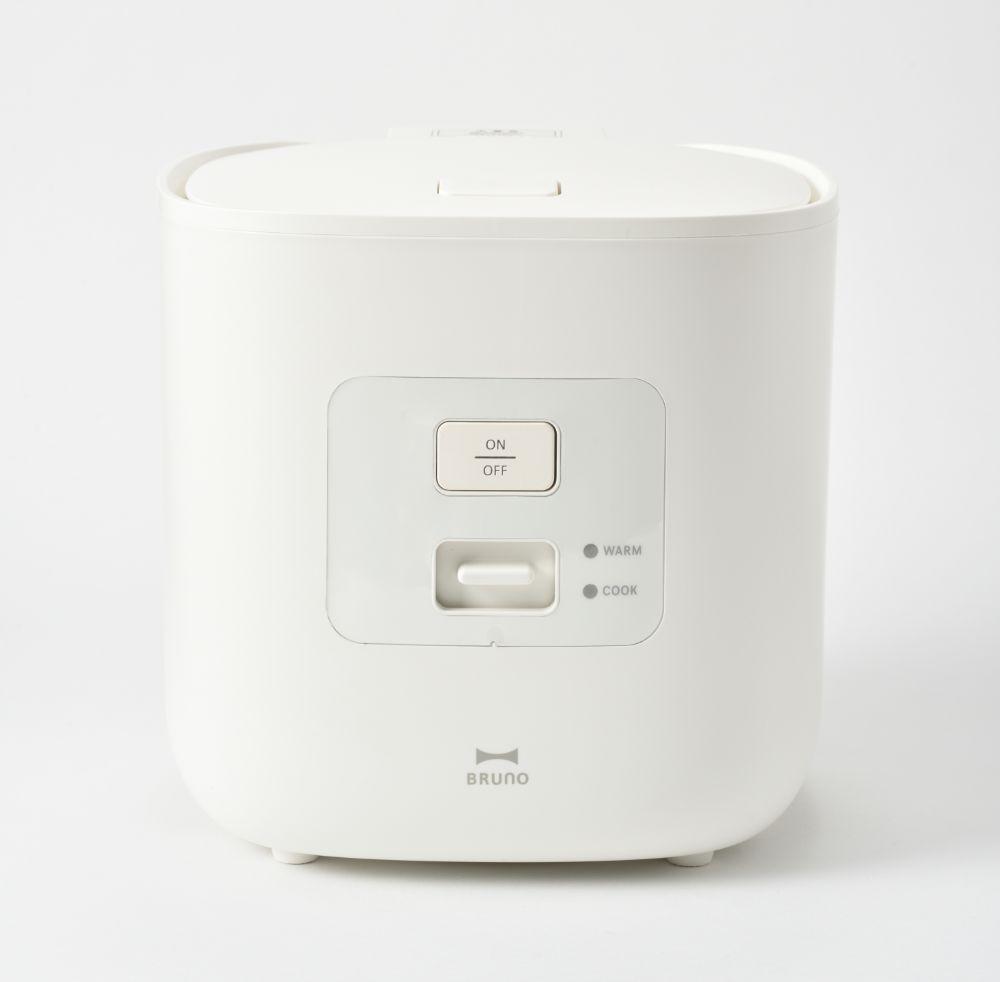 BRUNO 3合炊き炊飯器