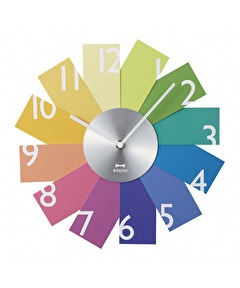 Card Wall Clock