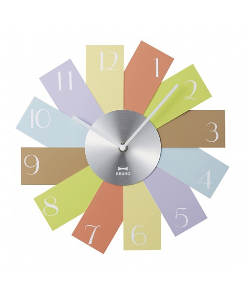 BRUNO(ブルーノ)Card Wall Clock