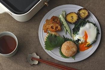 日本テレビドラマ「いつかティファニーで朝食を」限定コラボコンパクトホットプレート
