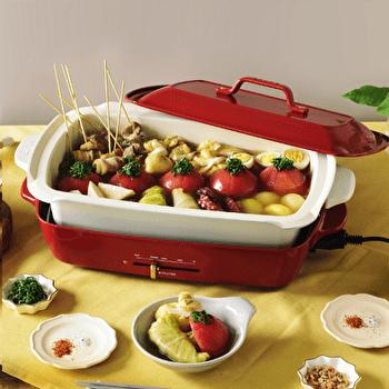 ホットプレート グランデサイズ用深鍋