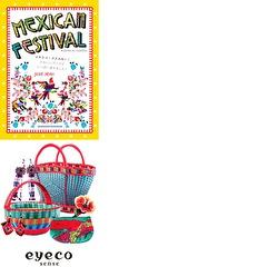 メキシコ・オアハカから届いたかわいい雑貨たち♪ 「eyeco sense」にてMEXICAN FESTIVAL開催! 8月5日(金)~8月15日(月)