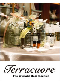 「Terracuore」期間限定ショップが2011年2月16日(水)~3月2日(水)、 ルミネ新宿2(2F)にオープン致します!