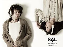 amadaba SAL ヘッドフォンホームページへ
