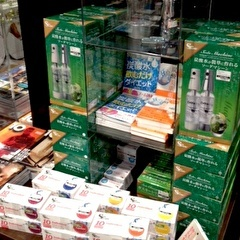 SodaSparkleがTSUTAYA三軒茶屋店で販売開始