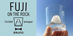 FUJI ON THE ROCK
