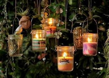 BRUNO Sandy Candle Kit