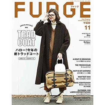FUDGE 11月号