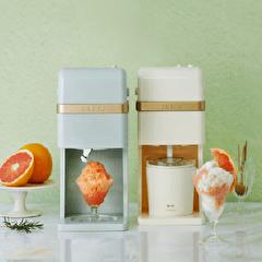 アイスクリーム&カキ氷メーカー