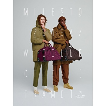 MILESTO 2019A/W COLLECTION [FLAME]