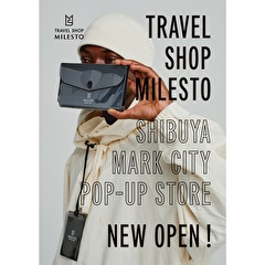 TRAVEL SHOP MILESTO 渋谷マークシティ