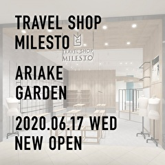 TRAVEL SHOP MILESTO 有明ガーデン店