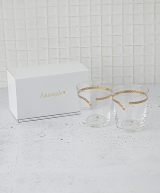 Spangle Glass S 2pcs set