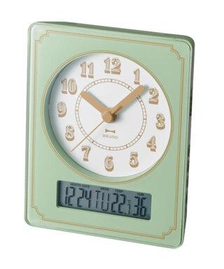 BRUNO(ブルーノ)電波カレンダー温湿クロック