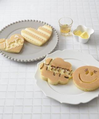パンケーキ型