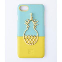 パイナップル/ターコイズ×レモン