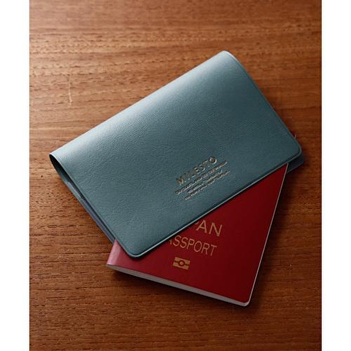 シンプルなパスポートケース