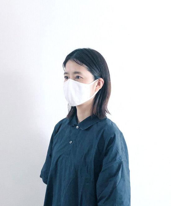 蚊がよりにくいひんやりマスク レギュラー