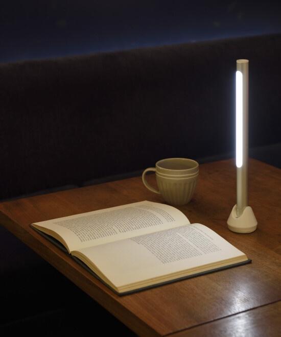 BRUNO LEDスティックライト シルバー